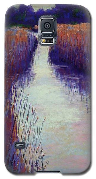 Marshy Reeds Galaxy S5 Case