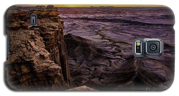 Martian Landscape On Earth - Utah Galaxy S5 Case by Gary Whitton