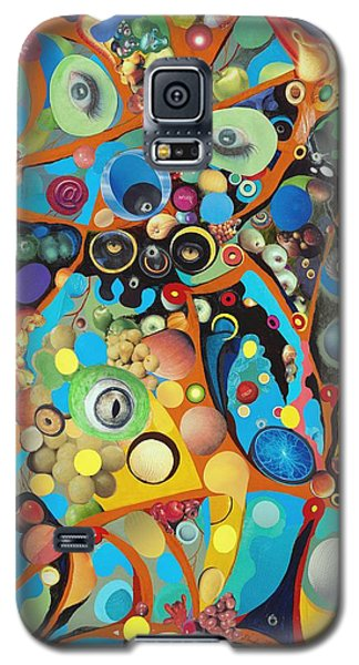 Martian Venusian Galaxy S5 Case by Douglas Fromm