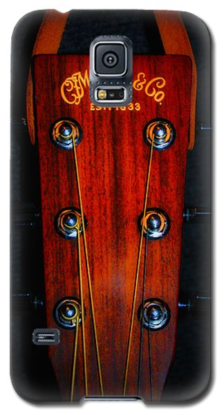 Martin And Co. Headstock Galaxy S5 Case
