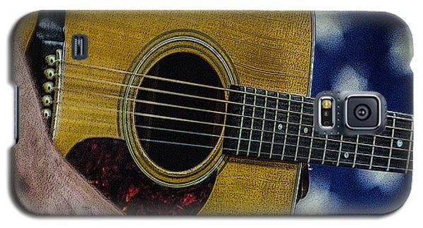 Martin Guitar 1 Galaxy S5 Case