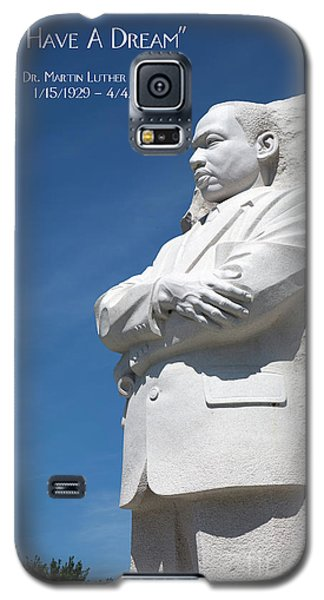 Martin Luther King Jr. Monument Galaxy S5 Case