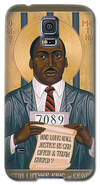 Martin Luther King Of Georgia  - Rlmlk Galaxy S5 Case