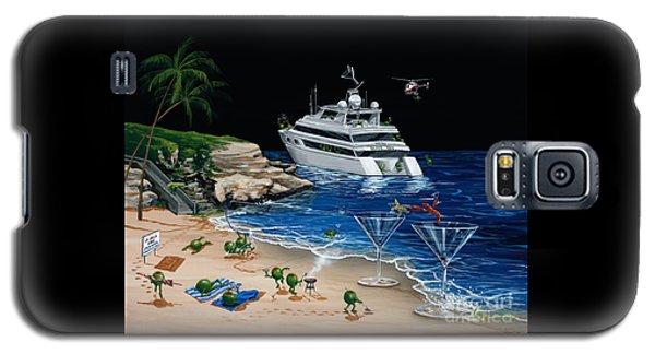 Martini Cove La Jolla Galaxy S5 Case