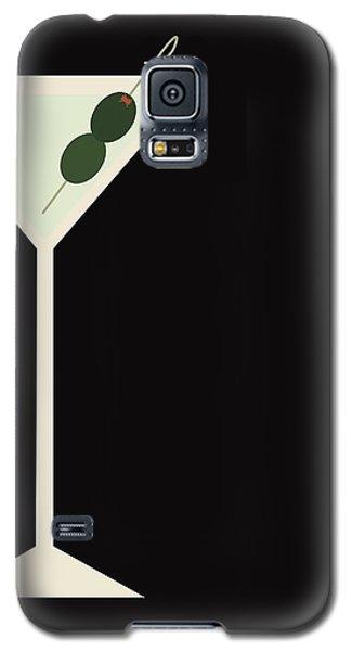Martini Galaxy S5 Case by Julia Garcia