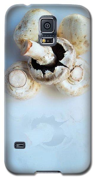 Marvellous Mushrooms Galaxy S5 Case