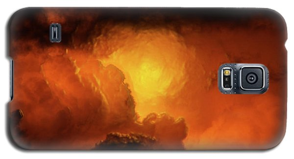 Marvelous Clouds Galaxy S5 Case