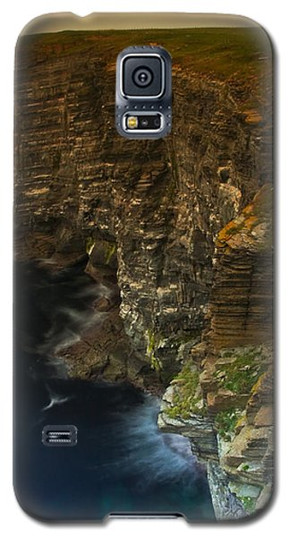 Marwick Head Orkney Scotland Galaxy S5 Case
