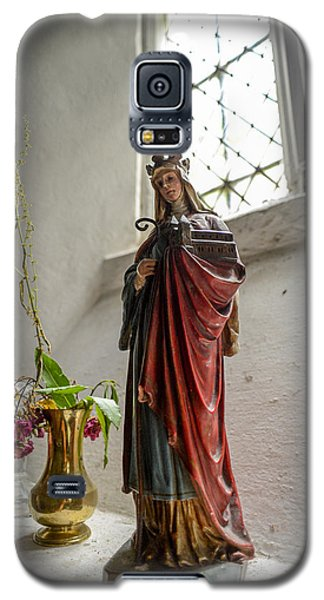 Our Blessed Lady At St Margaret Of Antioch Galaxy S5 Case