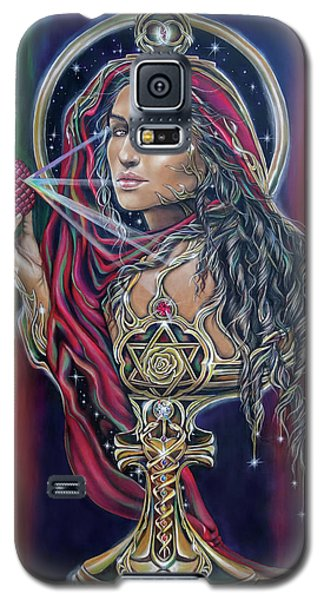 Mary Magdalen - The Holy Grail Galaxy S5 Case
