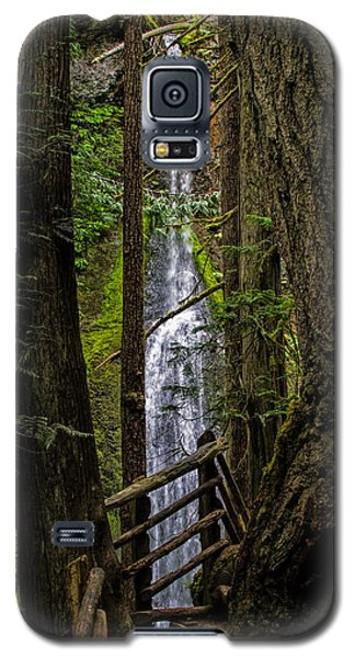 Mary Mere Galaxy S5 Case by Alana Thrower
