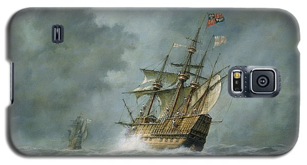 Mary Rose  Galaxy S5 Case by Richard Willis