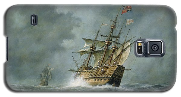 Beach Galaxy S5 Case - Mary Rose  by Richard Willis