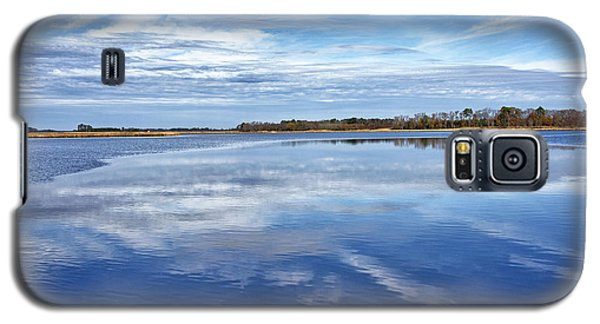 Galaxy S5 Case featuring the photograph Maryland - Blackwater National Wildlife Refuge by Brendan Reals