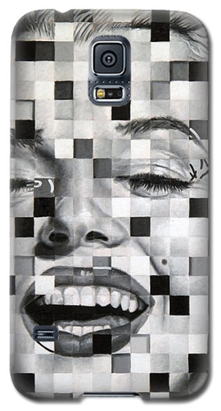 Marylin I Galaxy S5 Case
