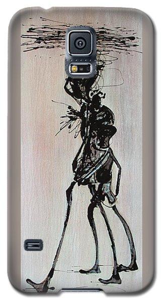 Masai Family - Part 3 Galaxy S5 Case