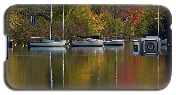Mascoma Reflection Galaxy S5 Case by Butch Lombardi