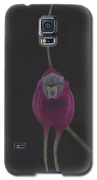 Masdevallia Infracta Orchid Galaxy S5 Case