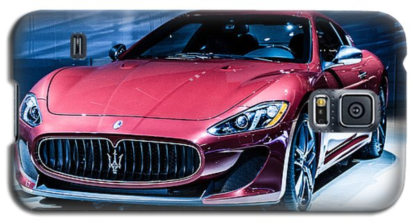 Maserati Galaxy S5 Case