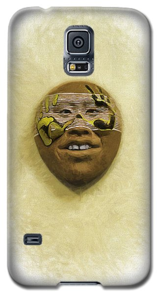 Mask 5 Galaxy S5 Case