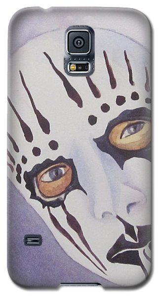Mask I Galaxy S5 Case by Teresa Beyer