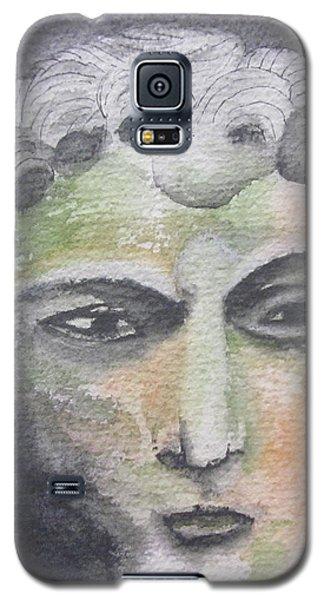 Mask II Galaxy S5 Case by Teresa Beyer