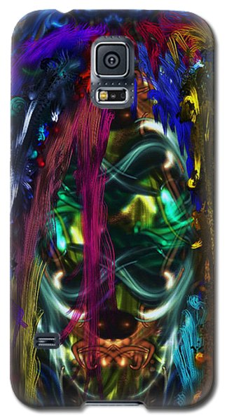 Mask Of The Spirit Guide Galaxy S5 Case