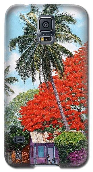 Masons Addition II Galaxy S5 Case