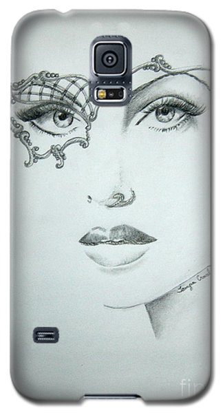 Masquerade Ball Galaxy S5 Case
