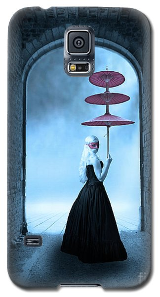 Galaxy S5 Case featuring the photograph Masquerade by Juli Scalzi