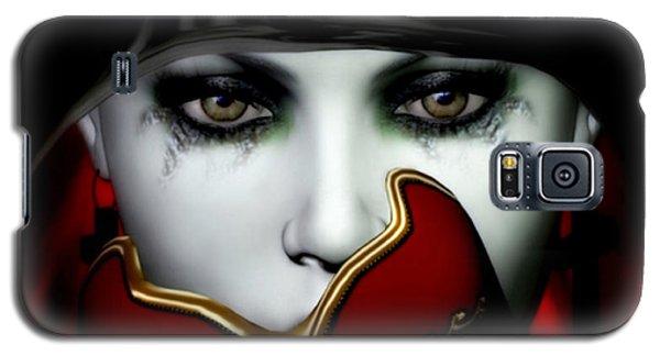 Masquerade Galaxy S5 Case by Shanina Conway