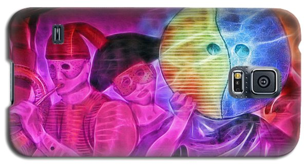 Masquerade Galaxy S5 Case by Sue Melvin