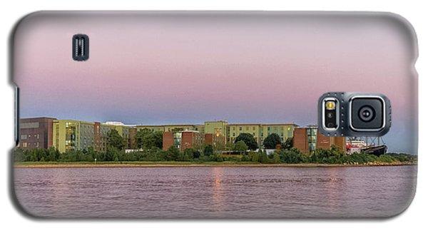 Massachusetts Maritime Academy At Sunset Galaxy S5 Case