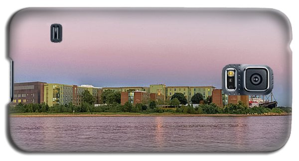 Massachusetts Maritime Academy At Sunset Galaxy S5 Case