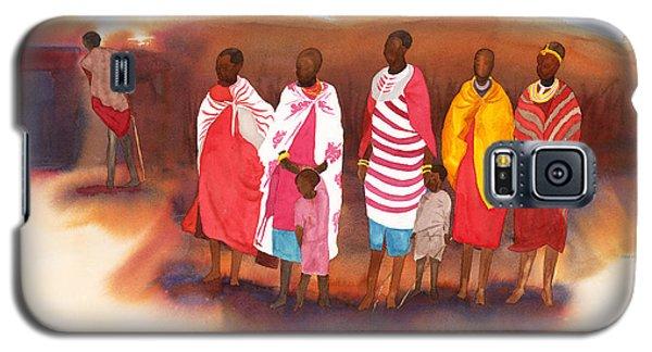 Massai Mommas Galaxy S5 Case