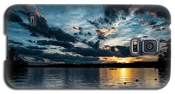Masscupic Lake Sunset Galaxy S5 Case