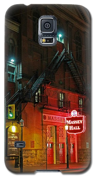 Massey Hall  Galaxy S5 Case