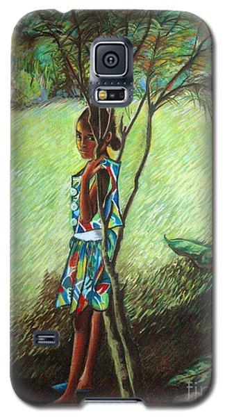 Massiel Galaxy S5 Case