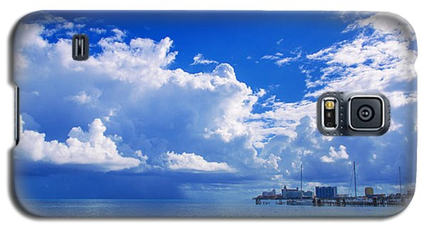 Massive Caribbean Clouds Galaxy S5 Case