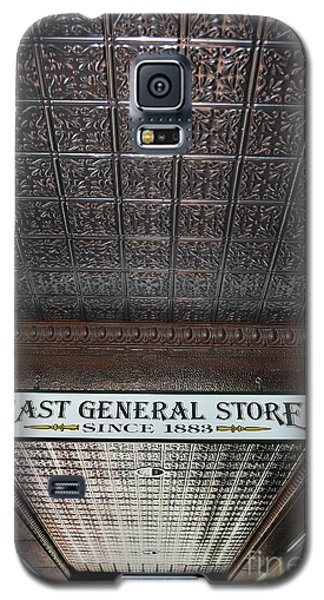 Galaxy S5 Case featuring the photograph Mast General Store II by Skip Willits