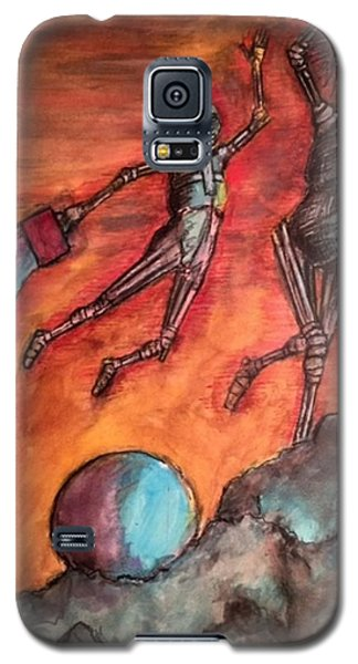 Master Minds Of Mars, The Voices Of Time Galaxy S5 Case