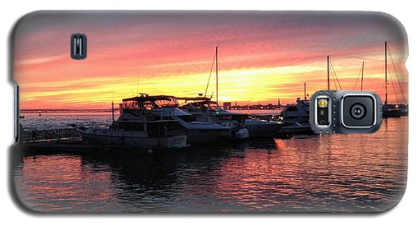 Masts And Steeples Galaxy S5 Case