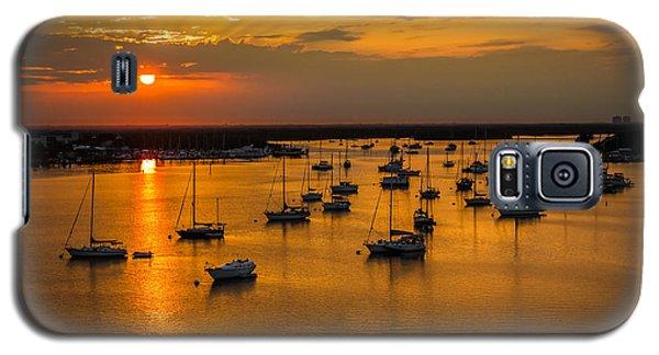 Matanzas Harbor Galaxy S5 Case