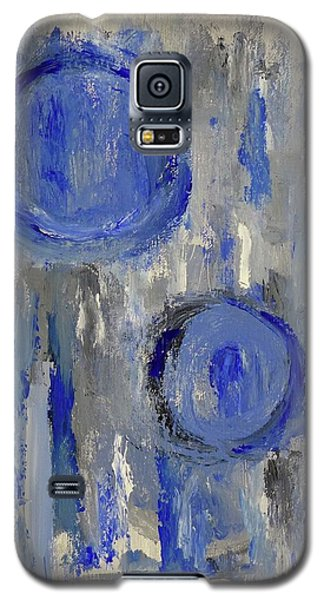 Galaxy S5 Case featuring the painting Maternal by Victoria Lakes