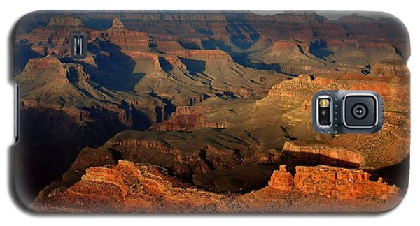 Grand Canyon Galaxy S5 Case - Mather Point - Grand Canyon by Stephen  Vecchiotti