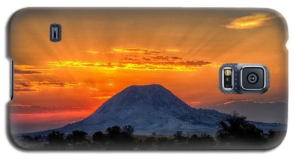 Mato Paha, The Sacred Mountain Galaxy S5 Case