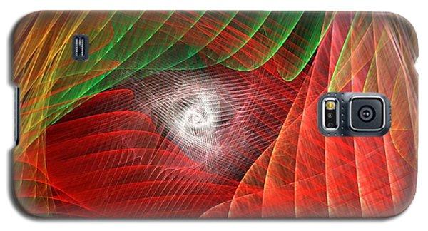 Matrix Galaxy S5 Case by Kim Sy Ok