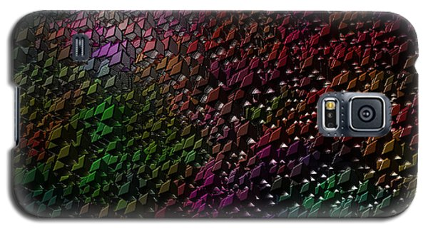Galaxy S5 Case featuring the digital art Matrizzavano by Jeff Iverson