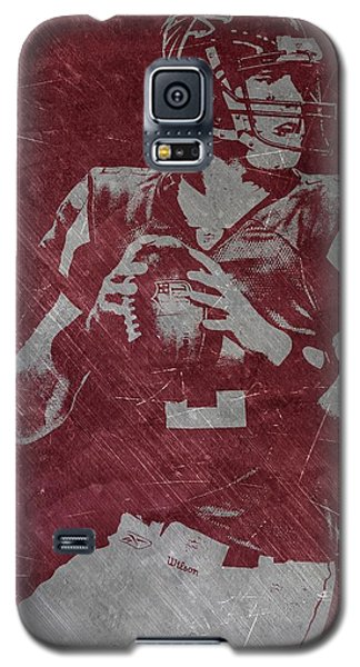 Matt Ryan Atlanta Falcons Galaxy S5 Case