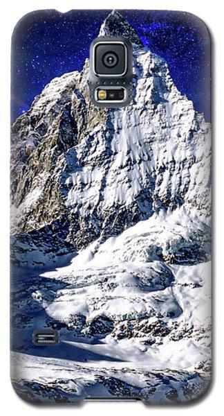 Matterhorn At Twilight Galaxy S5 Case